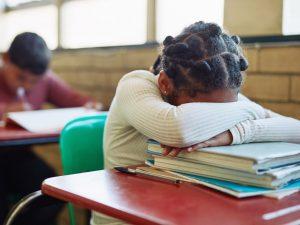 ¿Cómo aliviar el estrés infantil por el inicio de clases escolares?