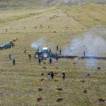 Junín: Plantan 1500 árboles nativos en Carhuamayo