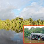 Loreto: Hallan dragas cerca de la Reserva Nacional Allpahuayo Mishana