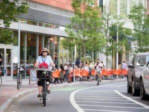 Crean aplicación en beneficio de los ciclistas y peatones