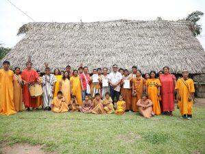 GORE Junín reconoce oficialmente a tres comunidades nativas