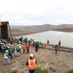 Puno: Supervisan cierre de unidad minera Arasi