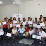 San Martín: Capacitan a 48 líderes del distrito de Pólvora