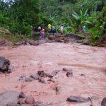 San Martín: 20 distritos registran alto riesgo de aluviones