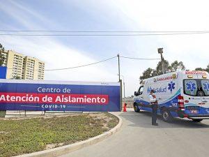 Habilitan Villa Panamericana para recibir pacientes con Covid-19