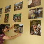 Exponen fotografías del patrimonio ambiental y cultural awajun en Lima