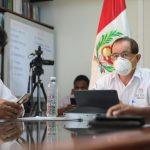 GORE San Martín coordinará cierre de fronteras por Covid-19
