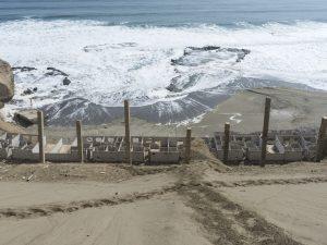 Aumento del nivel del mar provocarían la extinción de la mitad de playas
