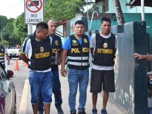 """Madre de Dios: Desarticulan banda criminal """"Los galleros de puerto"""""""