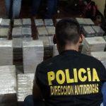 Huánuco: Incautan 409 kilos de droga camuflada en camioneta