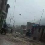 Ayacucho: Atienden emergencias por huaico y derrumbe en Santa Lucía y Ayna