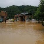 San Martín: Evalúan daños por inundación en el distrito Campanilla