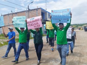 San Martín: Devida y Municipalidad de Campanilla impulsan erradicación de violencia contra la mujer