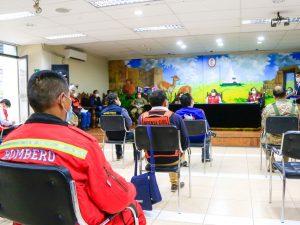 Ayacucho implementa «comité de crisis» para combatir al Covid-19