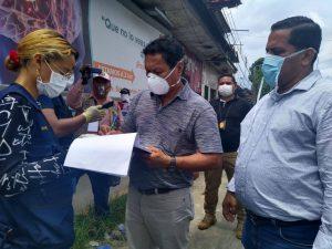 En Loreto existen 24 casos confirmados de coronavirus