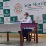 San Martín prioriza adquisición de equipos sanitarios para combatir al Covid-19