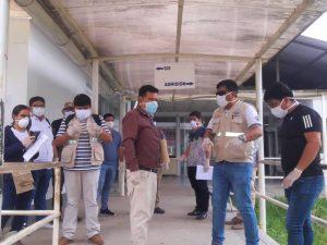 San Martín: Pacientes del Covid-19 serán internados en los hospitales de La Banda y Tarapoto