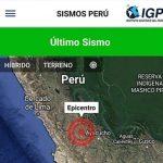 IGP reporta actividad sísmica inusual en Huancavelica