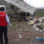 Huamanga: Recojo de residuos se redujo en un tercio