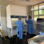 Cusco: Instalan laboratorio para descarte del coronovirus