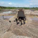 Realizan nuevo operativo contra la minería ilegal en Madre de Dios