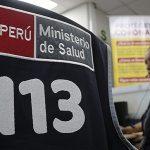 Minsa demanda a la población que use la línea 113 con responsabilidad