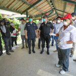 Ministra Barros coordinó acciones de contención ante pandemia en Loreto