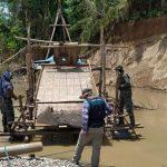 Realizan operativo contra minería ilegal en Madre de Dios