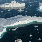 Deshielo en Groenlandia elevará el mar 2,2 milímetros