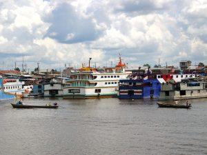 Garantizan distribución de mercancía en la Amazonía