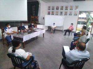 San Martín: Articulan acciones de contingencia para el sector agrario