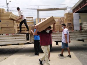 San Martín fortalece sistema sanitario ante avance de la pandemia