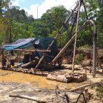 Madre de Dios: Realizan operativo contra la minería ilegal