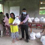 Madre de Dios: Entregan productos de primera necesidad a comunidades nativas