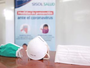 Recomiendan uso de mascarillas durante emergencia sanitaria