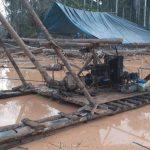 Madre de Dios: Realizan patrullaje de control de minería ilegal en La Pampa