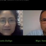 Bióloga Manuela Zuñiga comenta sobre la Educación Ambiental en Ucayali