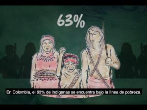 Lanzan video resumiendo demandas de los pueblos originarios de Latinoamérica