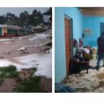 Apurímac: Realizan limpieza de viviendas tras desborde del río Accamayo