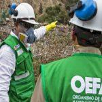 Supervisan derrame de petróleo en Cajamarca