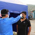 Autoridades coordinan medidas para combatir al Covid-19 en Amazonas