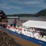 Ucayali: Entregarán víveres a familias nahuas