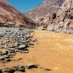 Moquegua: Supervisan denuncia sobre coloración amarilla en el río Tambo