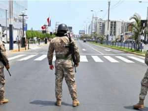 Estado de emergencia por Covid-19 se amplía hasta el 10 de mayo