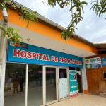 Hospital de Huari se fortalece con la llegada de tres médicos y un laboratorista