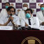Colegio Médico del Perú pide extender la cuarentena dos semanas más