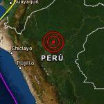 Sismo de magnitud 4.1 fue percibido esta mañana en Loreto