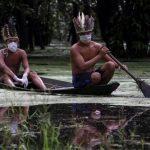 Comunidades exigen acciones inmediatas a los nueve países amazónicos