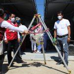 Junín: Implementan modulo COVID-19 en hospital de Pangoa