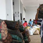 Facilitaron 80 toneladas de alimentos originarios a hogares de Ica y Lima